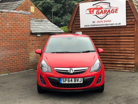 2014 Vauxhall Corsa 1.2 i 16v SE 5dr (a/c) - Picture 6 of 37