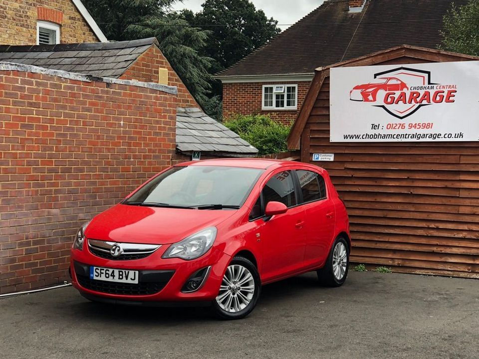 2014 Vauxhall Corsa 1.2 i 16v SE 5dr (a/c) - Picture 7 of 37