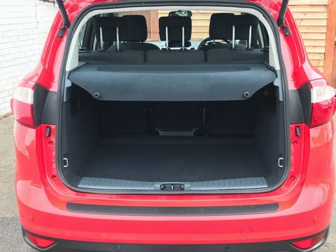 2010 Ford C-Max 1.6 Zetec 5dr - Picture 10 of 36
