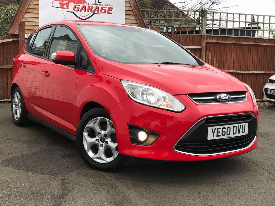 2010 Ford C-Max 1.6 Zetec 5dr - Picture 1 of 36