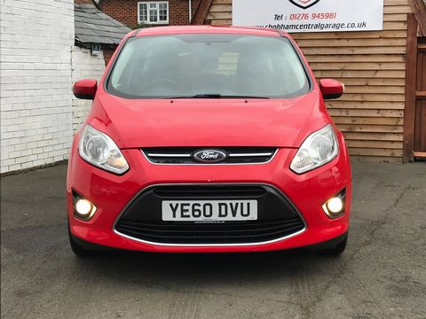 2010 Ford C-Max 1.6 Zetec 5dr - Picture 3 of 36
