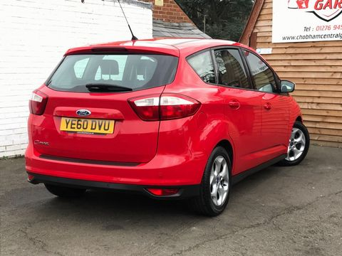 2010 Ford C-Max 1.6 Zetec 5dr - Picture 6 of 36