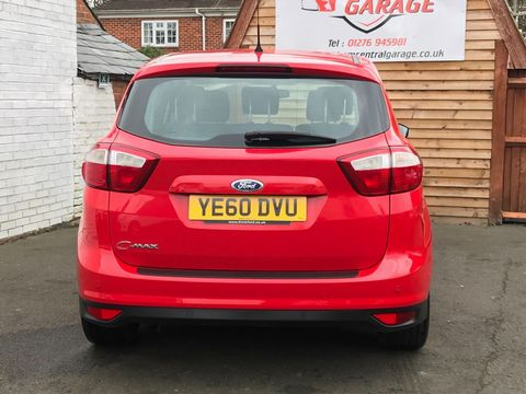 2010 Ford C-Max 1.6 Zetec 5dr - Picture 7 of 36
