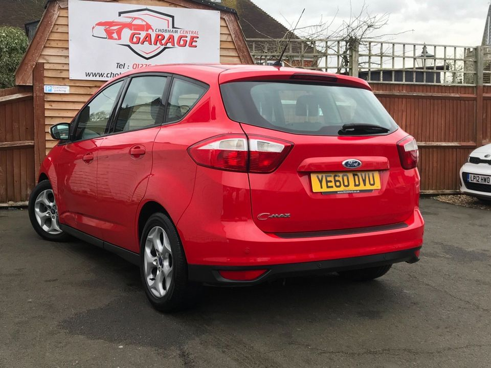 2010 Ford C-Max 1.6 Zetec 5dr - Picture 9 of 36