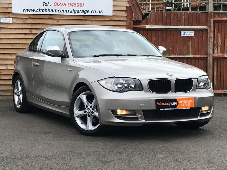 2010 BMW 1 Series 2.0 118d SE 2dr - Picture 1 of 31
