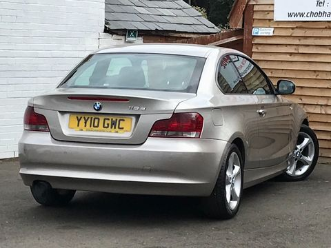 2010 BMW 1 Series 2.0 118d SE 2dr - Picture 6 of 31