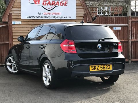 2010 BMW 1 Series 2.0 116d Sport 5dr - Picture 6 of 33