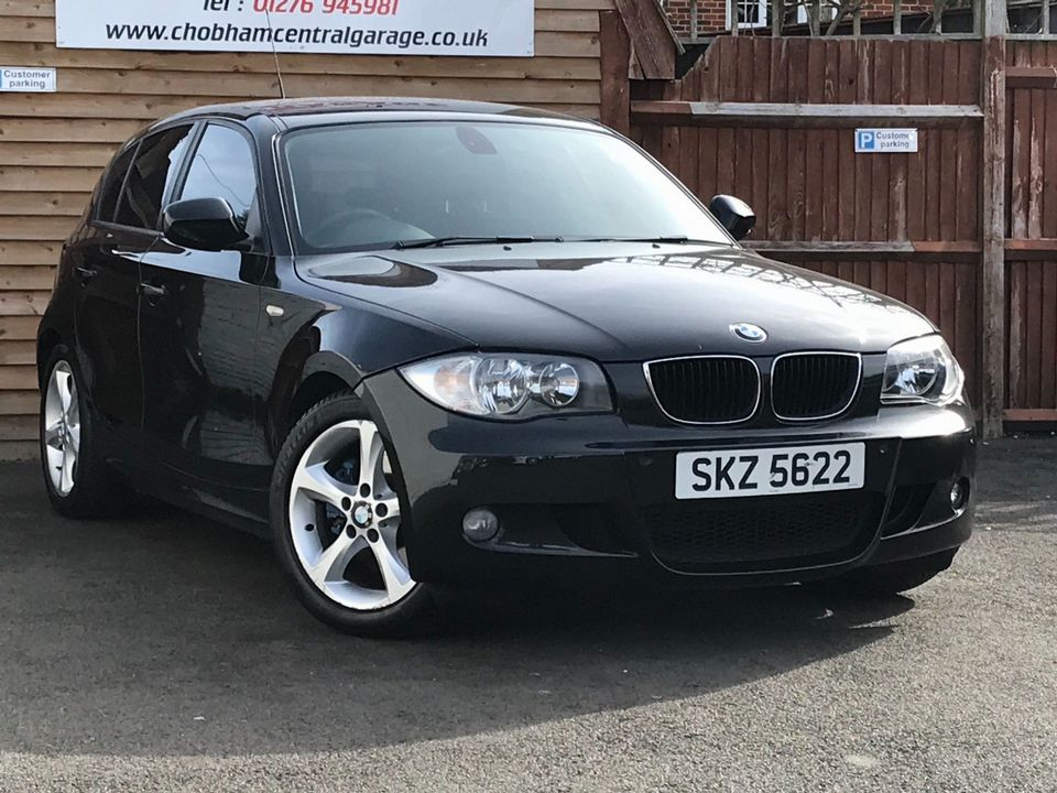 2010 BMW 1 Series 2.0 116d Sport 5dr - Picture 1 of 33