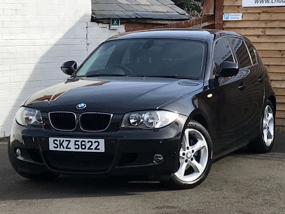 2010 BMW 1 Series 2.0 116d Sport 5dr - Picture 5 of 33