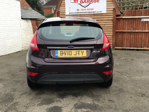 2010 Ford Fiesta 1.4 Zetec 5dr - Picture 6 of 27