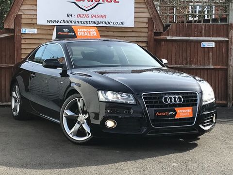 2011 Audi A5 2.0 TDI S line Special Edition 2dr
