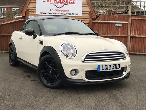 2012 MINI Coupe 1.6 Cooper 2dr