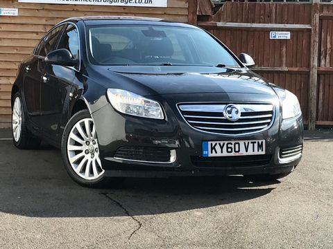 2010 Vauxhall Insignia 2.0 CDTi ecoFLEX 16v SE 5dr - Picture 1 of 34