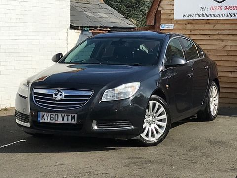 2010 Vauxhall Insignia 2.0 CDTi ecoFLEX 16v SE 5dr - Picture 5 of 34