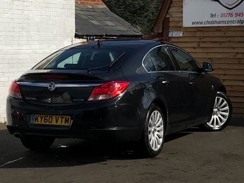 2010 Vauxhall Insignia 2.0 CDTi ecoFLEX 16v SE 5dr - Picture 6 of 34