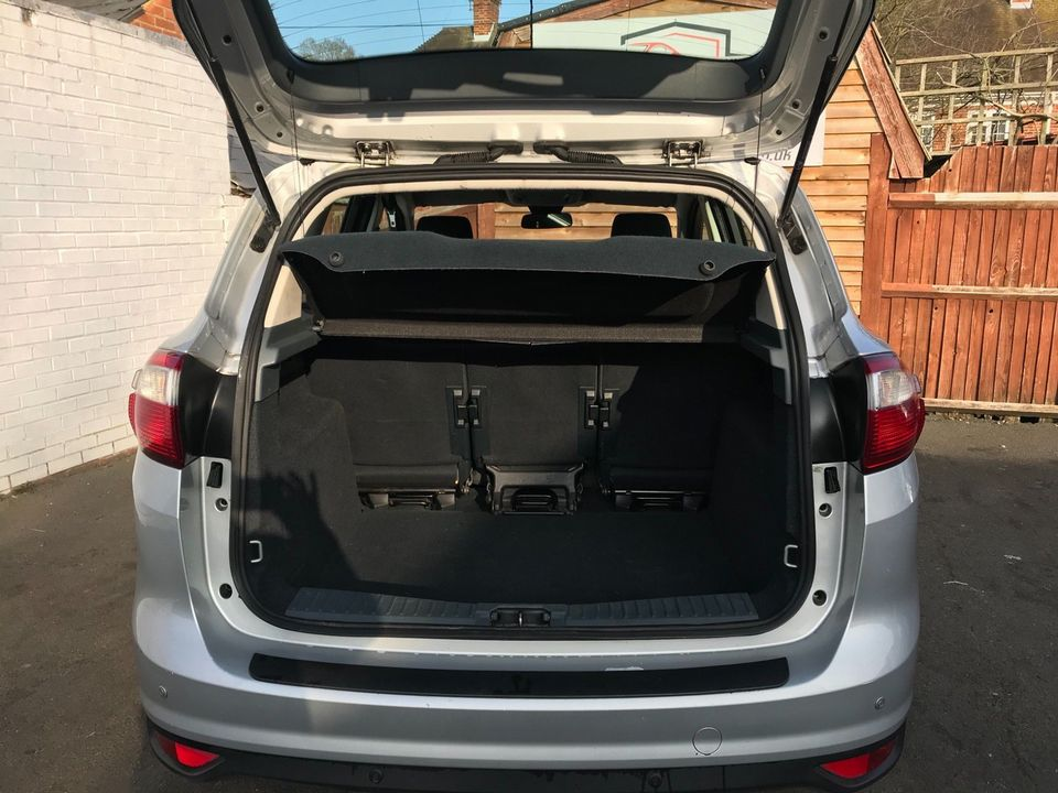 2013 Ford C-Max 1.6 Zetec 5dr - Picture 11 of 31