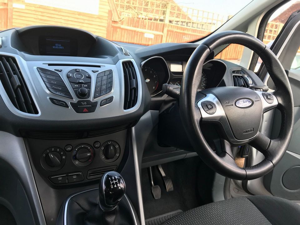 2013 Ford C-Max 1.6 Zetec 5dr - Picture 13 of 31