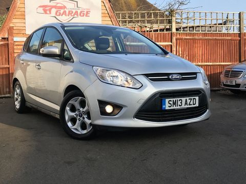 2013 Ford C-Max 1.6 Zetec 5dr - Picture 1 of 31
