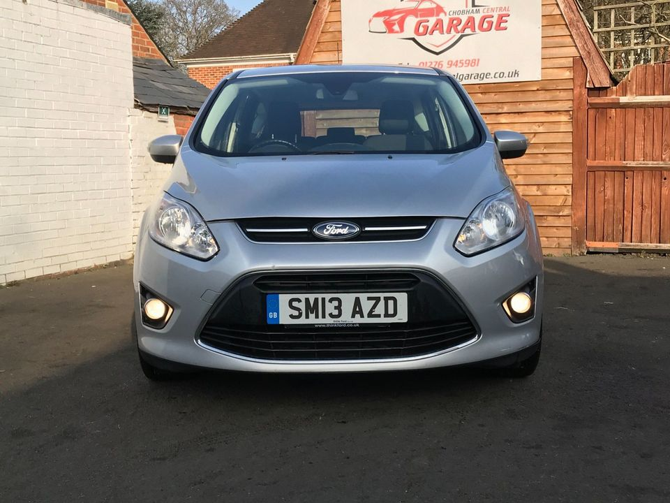 2013 Ford C-Max 1.6 Zetec 5dr - Picture 3 of 31