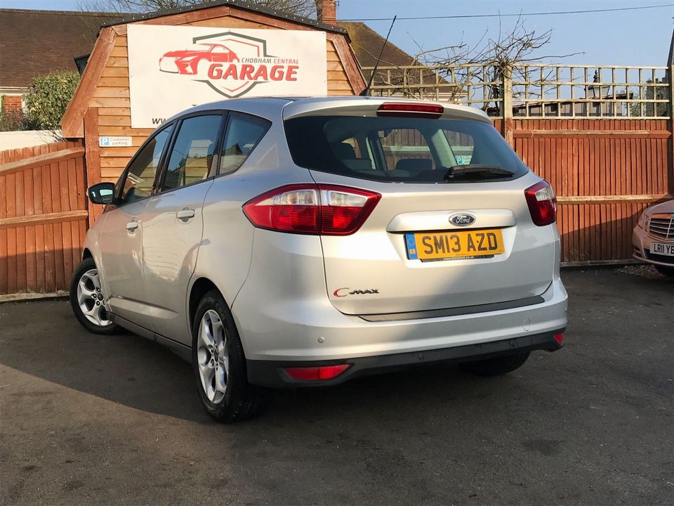 2013 Ford C-Max 1.6 Zetec 5dr - Picture 6 of 31
