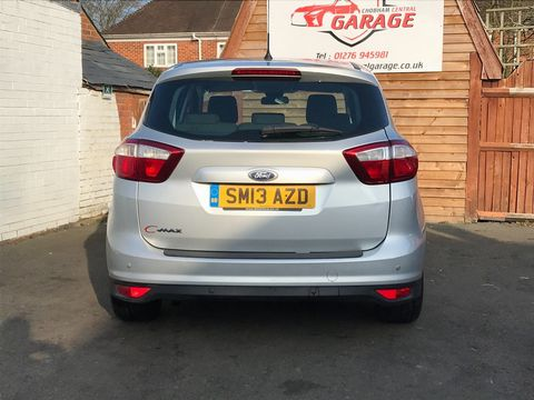 2013 Ford C-Max 1.6 Zetec 5dr - Picture 7 of 31