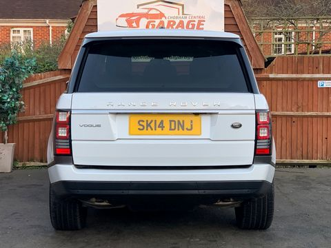 2014 Land Rover Range Rover 3.0 TD V6 Vogue 4X4 (s/s) 5dr - Picture 9 of 51