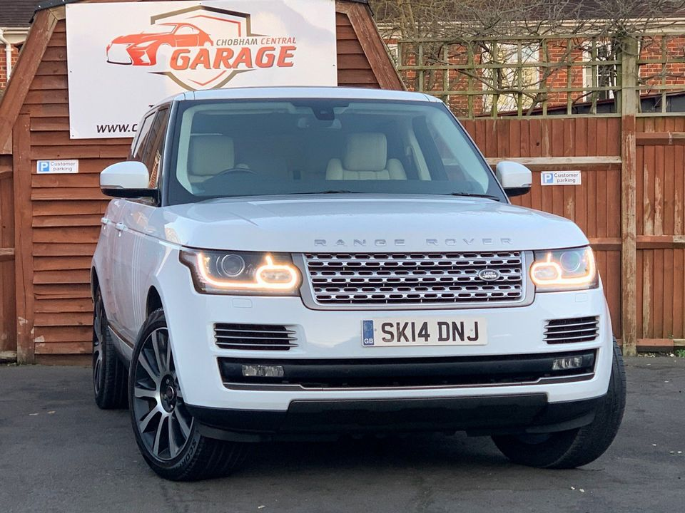 2014 Land Rover Range Rover 3.0 TD V6 Vogue 4X4 (s/s) 5dr - Picture 1 of 51
