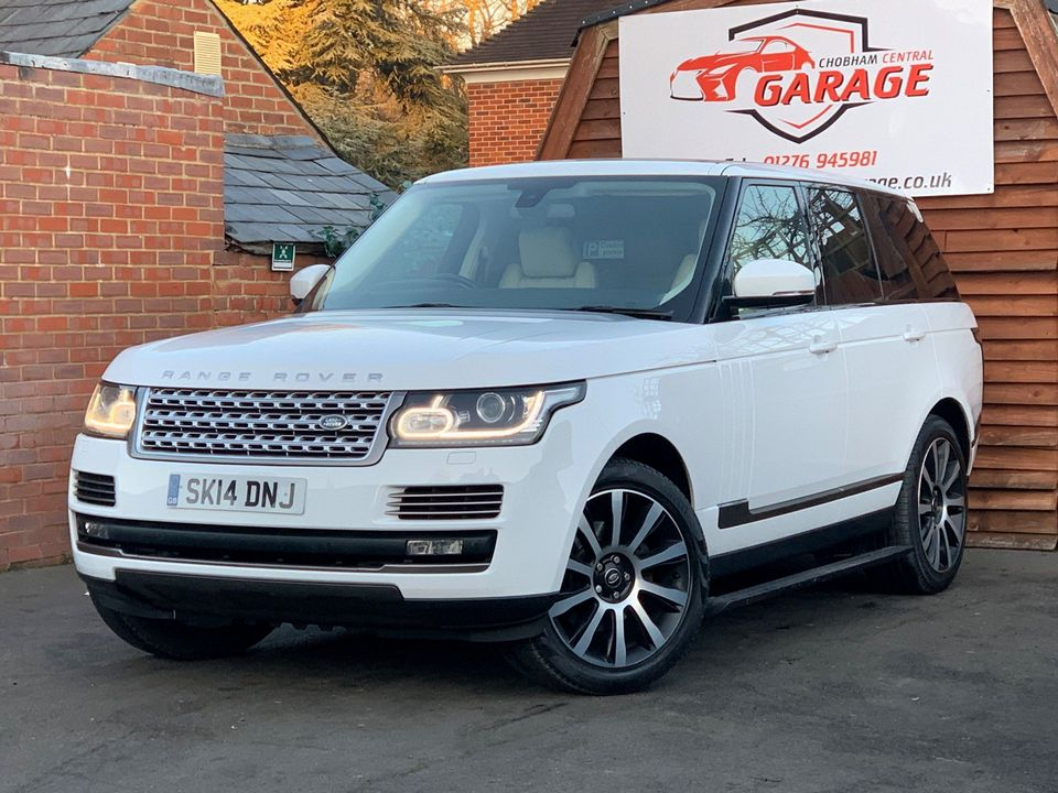 2014 Land Rover Range Rover 3.0 TD V6 Vogue 4X4 (s/s) 5dr - Picture 4 of 51