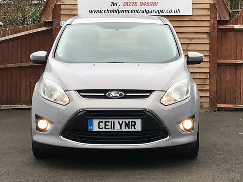 2011 Ford Grand C-Max 1.6 TDCi Zetec 5dr - Picture 3 of 32