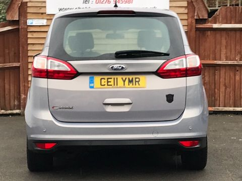 2011 Ford Grand C-Max 1.6 TDCi Zetec 5dr - Picture 7 of 32