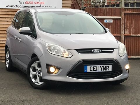 2011 Ford Grand C-Max 1.6 TDCi Zetec 5dr