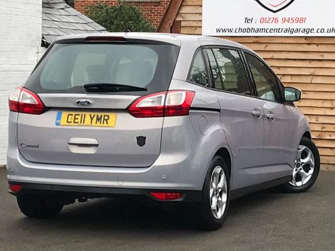 2011 Ford Grand C-Max 1.6 TDCi Zetec 5dr - Picture 6 of 32