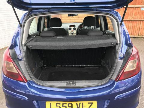 2009 Vauxhall Corsa 1.0 i 12v Active 5dr - Picture 10 of 27