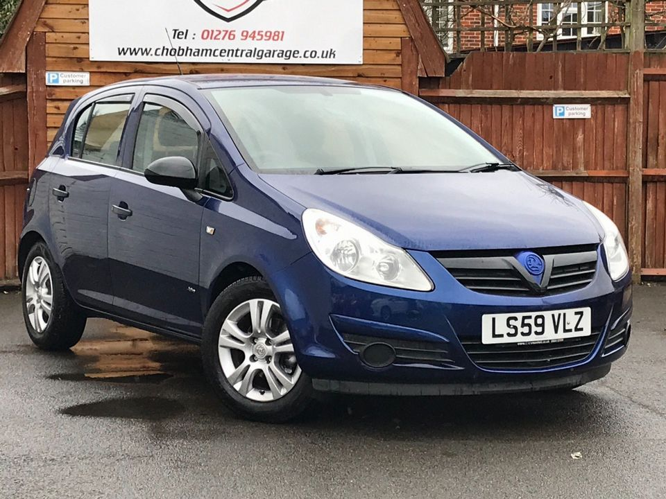 2009 Vauxhall Corsa 1.0 i 12v Active 5dr - Picture 1 of 27