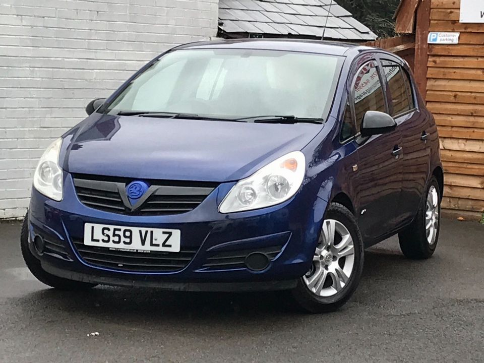 2009 Vauxhall Corsa 1.0 i 12v Active 5dr - Picture 5 of 27