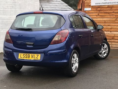 2009 Vauxhall Corsa 1.0 i 12v Active 5dr - Picture 6 of 27