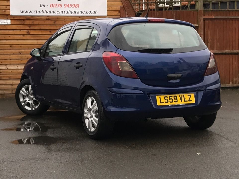 2009 Vauxhall Corsa 1.0 i 12v Active 5dr - Picture 9 of 27