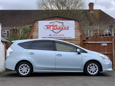 2013 Toyota Prius+ 1.8 VVT-h T4 CVT 5dr (7 Seats) - Picture 10 of 45