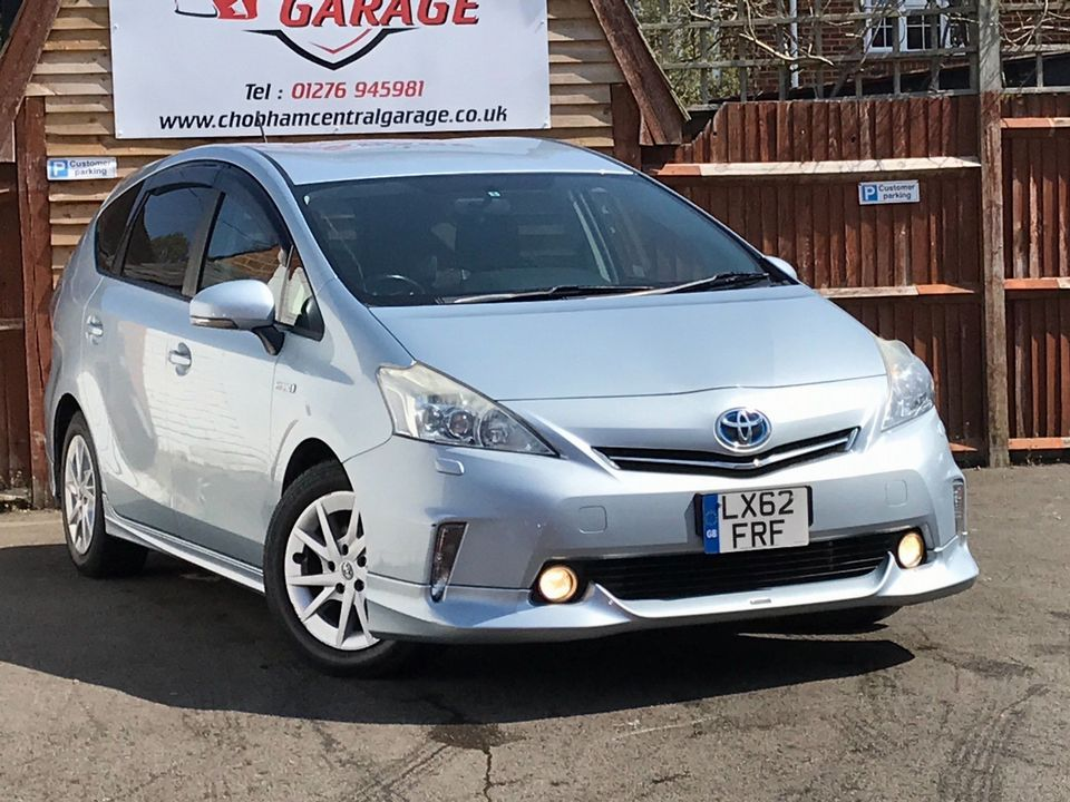 2013 Toyota Prius+ 1.8 VVT-h T4 CVT 5dr (7 Seats) - Picture 1 of 45