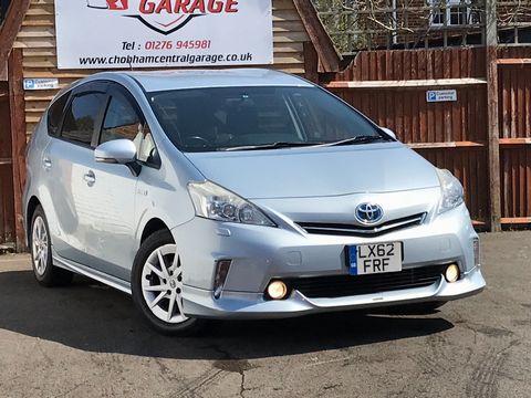 2013 Toyota Prius+ 1.8 VVT-h T4 CVT 5dr (7 Seats)