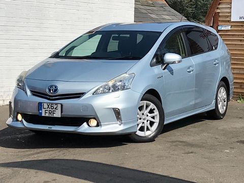 2013 Toyota Prius+ 1.8 VVT-h T4 CVT 5dr (7 Seats) - Picture 5 of 45