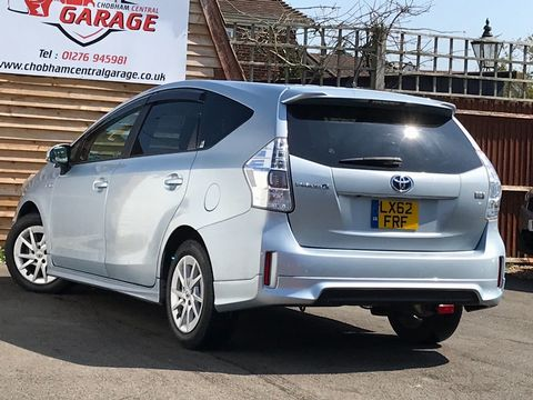 2013 Toyota Prius+ 1.8 VVT-h T4 CVT 5dr (7 Seats) - Picture 7 of 45