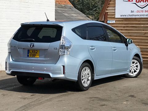 2013 Toyota Prius+ 1.8 VVT-h T4 CVT 5dr (7 Seats) - Picture 9 of 45
