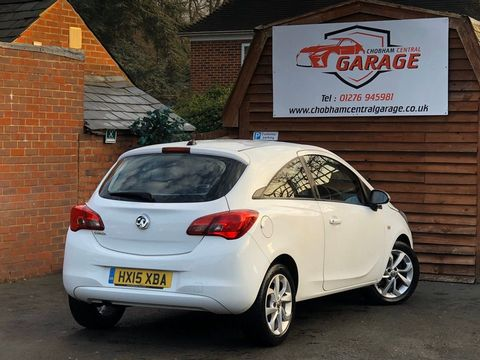 2015 Vauxhall Corsa 1.2i Excite 3dr (a/c) - Picture 10 of 35
