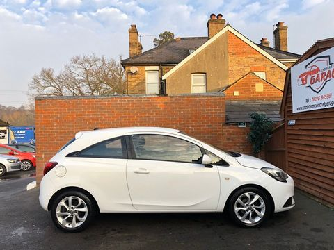 2015 Vauxhall Corsa 1.2i Excite 3dr (a/c) - Picture 11 of 35