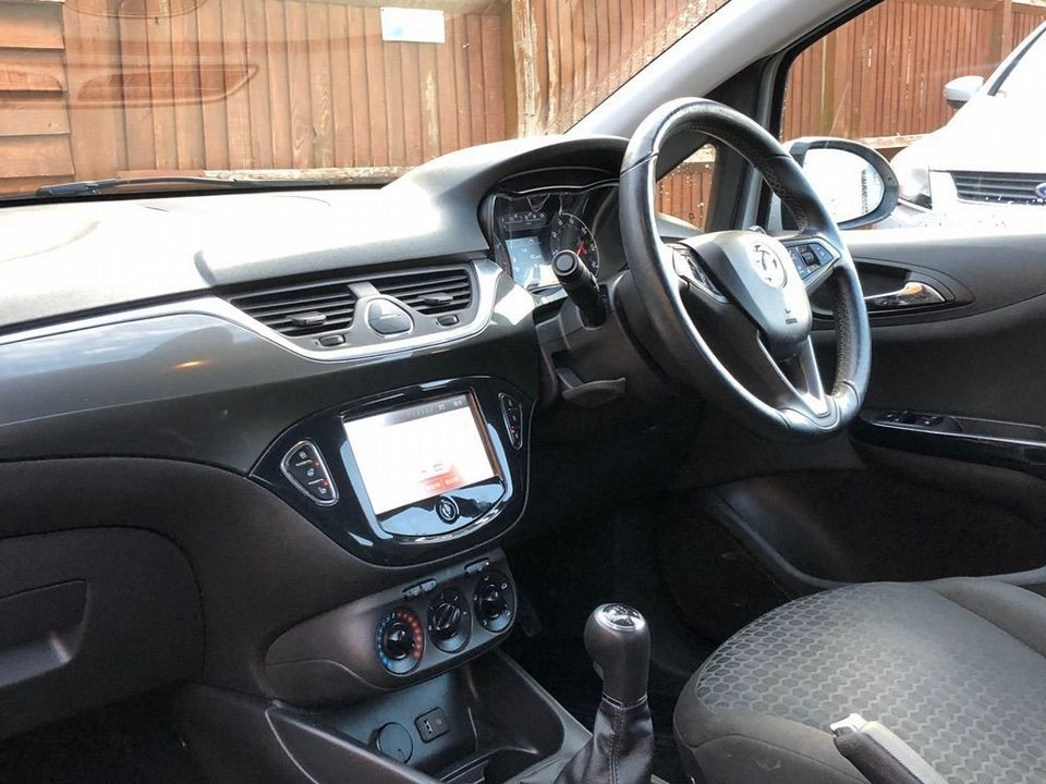2015 Vauxhall Corsa 1.2i Excite 3dr (a/c) - Picture 12 of 35