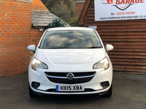 2015 Vauxhall Corsa 1.2i Excite 3dr (a/c) - Picture 4 of 35
