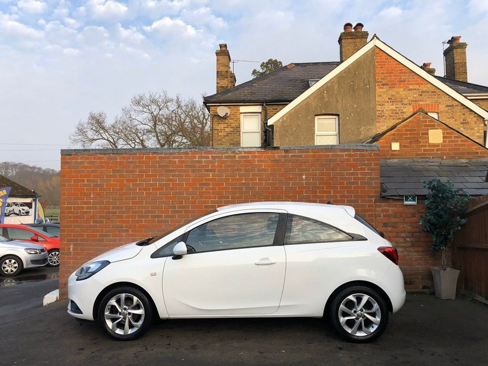 2015 Vauxhall Corsa 1.2i Excite 3dr (a/c) - Picture 6 of 35
