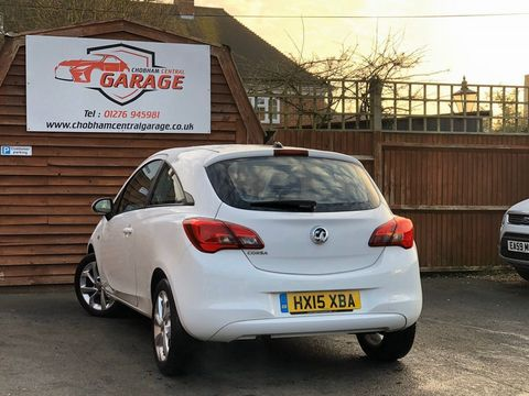 2015 Vauxhall Corsa 1.2i Excite 3dr (a/c) - Picture 8 of 35