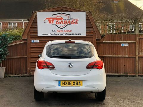 2015 Vauxhall Corsa 1.2i Excite 3dr (a/c) - Picture 9 of 35